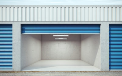 Let Us Store It For You: Temporary Storage Facility